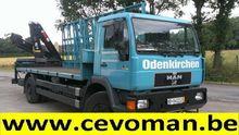 1997 MAN 18.264 Lorry with cran