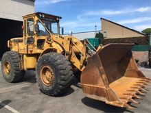 1999 Caterpillar 966C Wheel loa