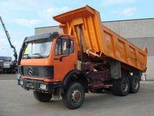 1990 Mercedes Benz 2629 6X6 Tip