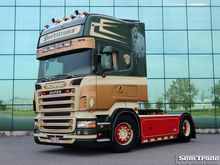2004 Scania R500 V8 ANALOGE TAC