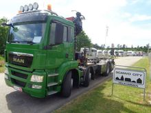 2013 MAN TGS 35-480 8X2-6 BL Co