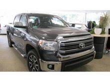 2015 Toyota Tundra Open box