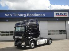 2014 DAF XF 440 FT Space Cab Tr