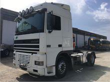 2000 DAF XF430 Tractor unit