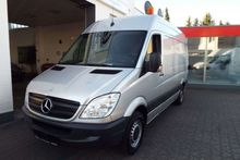 2012 Mercedes Benz SPRINTER Lan