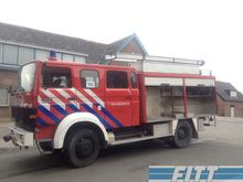 1986 Iveco FIRE TRUCK 4X4