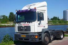 2000 MAN 19.314 FLT Tractor uni