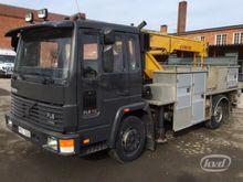 1992 Volvo FL 608 Trucks