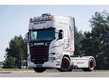 2014 Scania R520 Streamline Whi