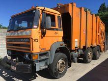 1990 DAF 2300Turbo 6x2 Garbage