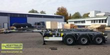 Heavytrailer 3-Achs-Containerch