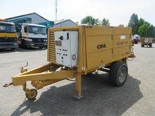 2010 CIFA PC/607/411 E7 Concret