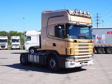1999 Scania R 114 Tractor unit