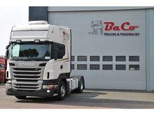 2012 Scania R 420 TL - RETARDER