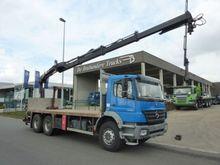 2007 Mercedes Benz 2633 Truck C