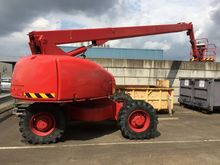 2001 Haulotte H 25 TPX Working