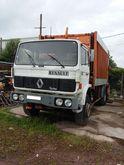 1989 Renault G210 Garbage truck