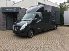 2014 Renault paardenvrachtwagen