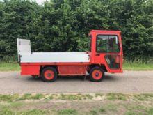 2001 Linde - Volk DFW3 Tow trac