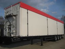 2005 Schmitz Cargobull SW24 93m