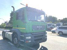 2006 MAN TGA 18.390 Tractor uni