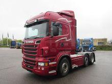 2012 Scania R500 Tractor unit