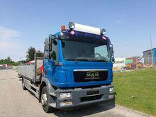 2009 MAN TGM 15-240 BL Truck Cr