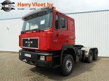1994 MAN 26.422 6x4 Tractor uni