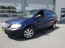 2002 Chrysler Grand Voyager 2.5