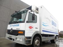 2000 Mercedes Benz chassis cab