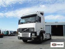 2000 Volvo FH12 420 Tractor uni