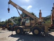 Grove 625S All Terrain Cranes