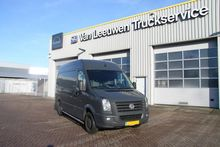 2014 Volkswagen Crafter Panel v