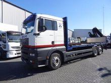 2002 MAN TGA26.410 Truck Crane