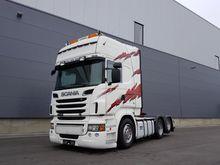 2011 Scania R730 Topline Retard