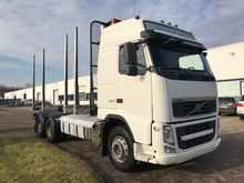 2011 Volvo FH13 540 6X4 Timber