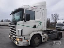 2004 Scania R114LALB380 Tractor