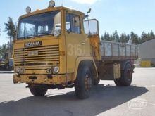 1979 Scania LB 141 S 38 175 Tip