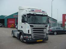 2010 Scania G 440 EURO 5 MEGA V