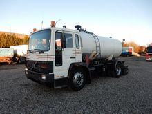 1990 Volvo FL614 4x2 Bitumen Sp