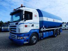 2006 Scania R420 6x2x4 24.000 l
