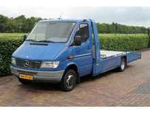 1999 Mercedes Benz Sprinter 412