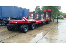 1994 Goldhofer 4 as Low loader