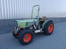 1990 Fendt 270 Vario Tractor