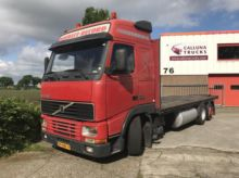 1998 Volvo FH420 6x2 PTO for Cr