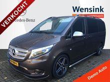 Mercedes Benz Vito 114 CDI Lage