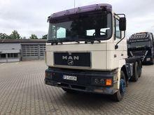 1996 MAN 26-403 6X4 Tractor uni