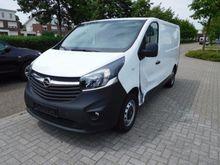 2016 Opel Vivaro B Kasten L1H1