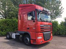 2012 DAF FT XF105.410 SC Euro5