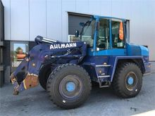 2007 Ahlmann AZ150e Top Wheel l